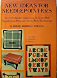 New Ideas for Needlepointers, Marion Broome Pakula, 0517524732