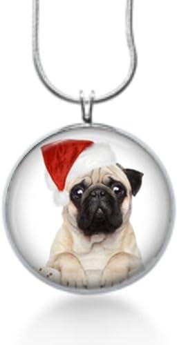 PUG CHRISTMAS GIFT BOX NEW /& SEALED