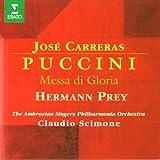 Puccini - Messa di Gloria / Carreras · Prey · LPO