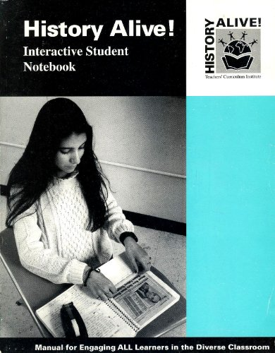 History Alive! Interactive Student Notebook