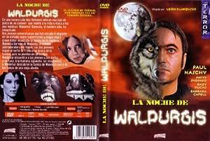 La noche de Walpurgis [DVD]