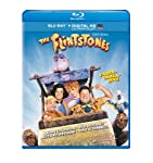 Cover Image for 'The Flintstones (Blu-ray + DIGITAL HD with UltraViolet)'