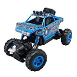 Gotd 1/20 2.4GHZ 4WD Radio Remote Control Off Road RC Car ATV Buggy Monster Truck, Blue