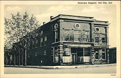 Tell City Indiana >> Amazon Com Parkview Hospital Tell City Indiana Original