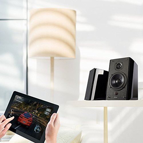 Edifier R2000DB Powered Bluetooth Bookshelf Speakers - Near-Field Studio Monitors - Optical Input - 5 inch Subwoofer - 120 Watts RMS by Edifier (Image #5)