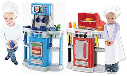 grill set for kids - 7
