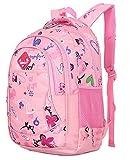 Zehui Eshops Backpacks for Girls School Bags for College Waterproof Outdoor Travel Backpack for Women (Pink)