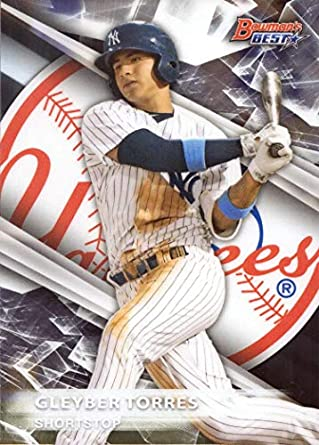 Amazoncom 2016 Bowmans Best Top Prospects Tp 13 Gleyber