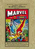 Front cover for the book Marvel Masterworks: Golden Age Marvel Comics - Volume 7 by Stan Lee