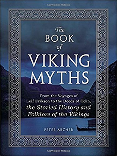 Book Viking Myths Voyages Folklore product image