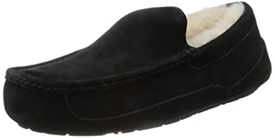 Ugg Ascot 5775, Chaussons Homme, Noir - V.2, 9 US