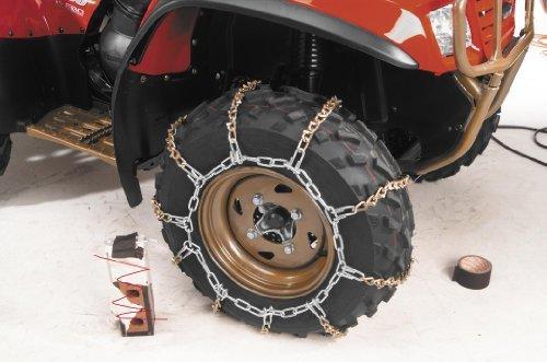 QuadBoss TIRE CHAIN LG QB Tires V-Bar Tire Chain LG- 40302/356-0822