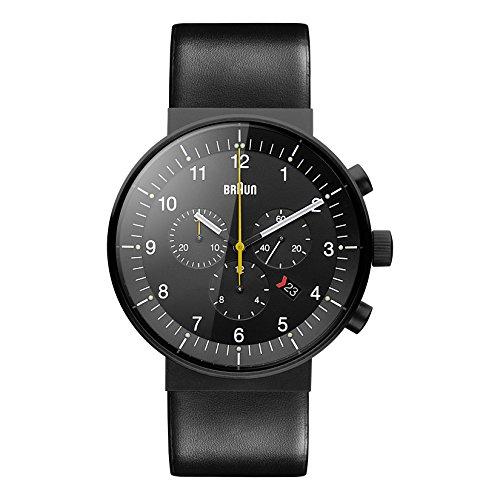 Mens Braun BN0095 Prestige Chronograph Watch BN0095BKG
