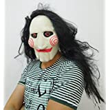 XY FANCY Halloween Funny Cosplay Mask,Super Adorable Mask with Wigs Latex Animal Costume Toys