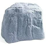 Emsco Group 8285-1 Natural Granite Look – Large – Lightweight – Easy to Install-20.5x25x18 Landscape Rock