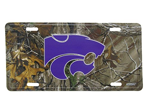 (AES Kansas Wildcats K-State Realtree Camouflage 6