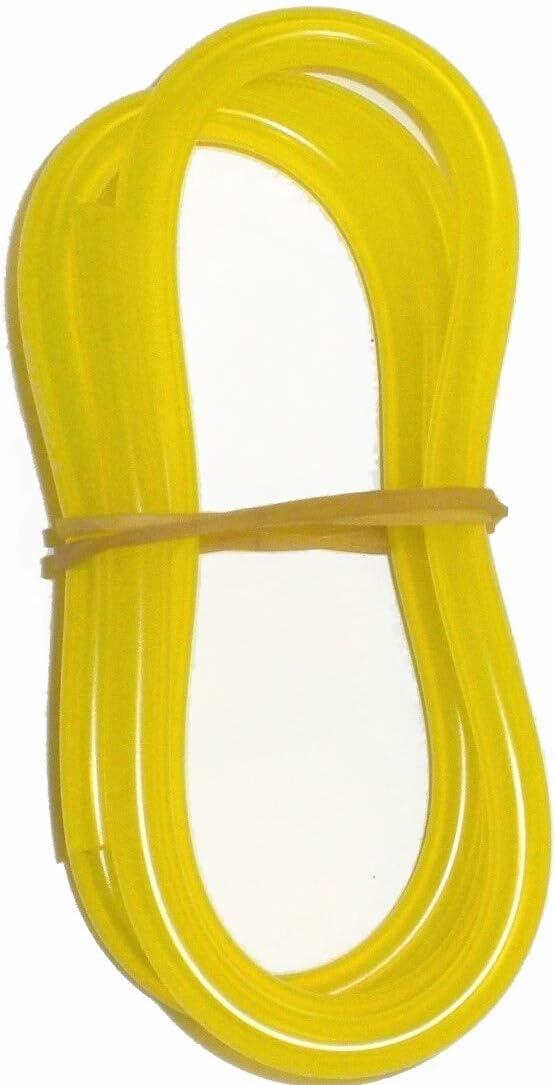 Tygon F-4040-A PVC Fuel Tubing, 3/16