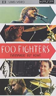 Everywhere But Home [UMD for PSP] by Foo Fighters (B000BUE59G) | Amazon Products