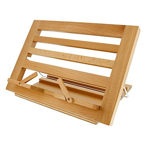 Napa Table Book Stand Easel ()