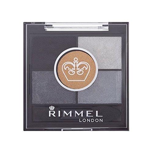 Rimmel 5 Pan Eyeshadow Golden Eye (Pack of 6) - リンメル5パンアイシャドウ黄金の目 x6 [並行輸入品] B07116ZCTT
