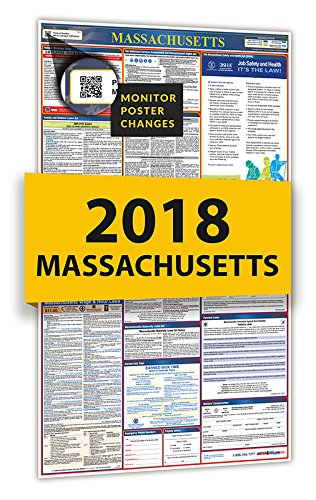 2018 Massachusetts All in One Labor Law Posters