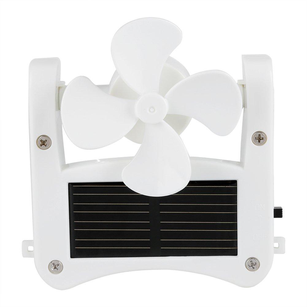 yosoooポータブルソーラーキャップファン、ソーラー電源キャップ帽子クリップのファンUSBミニファンポケットクリップソーラー帽子スポーツHanging Cooler forインドアOurdoor B07D7T3CT7