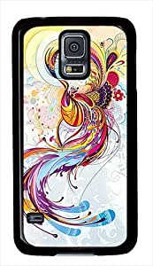 Samsung Galaxy S5 Cases Phoenix Rendition Custom Designr Samsung Galaxy S5 / SV Case Cover - Polycarbonate - Black