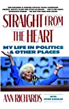 Straight from the Heart, Ann Richards, 1476750580