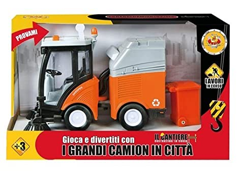 E Bo X DeCar H18 30 Suoni CmAmazon Luci Strade Camion L Pulisci 3Kcl1J5uTF