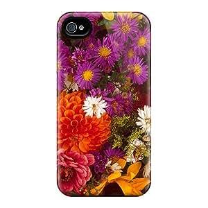 TTOEI7403WZSRJ Spring Flower Medley Awesome High Quality Iphone 4/4s Case Skin