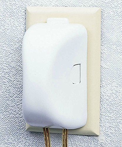 Safety 1st Double-Touch Plug 'N Outlet Covers, 8 Pack by Safety 1st
