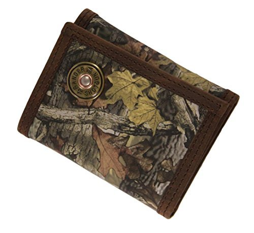 Ranger Belt Company Tri-fold Camouflage Wallet (C439T)