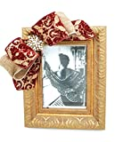 Picture Frame with Traditional Ribbon