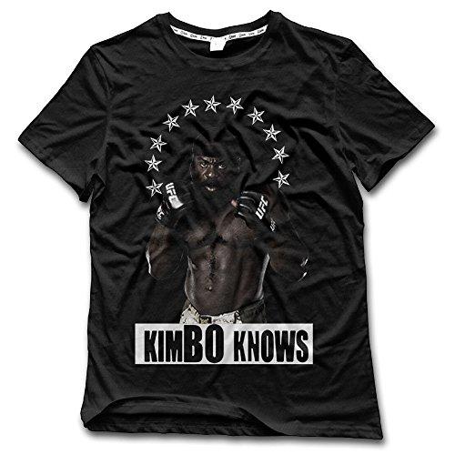 cha-mens-kimbo-slice-o-neck-tshirts-m-black