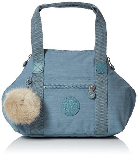 Blau Soft Art Mini Womens Aloe Satchel Dazz Kipling xIBpYqp