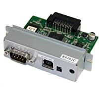 Epson C823893 Connect-It Interface, USB with DB-9 Serial, UB-U09