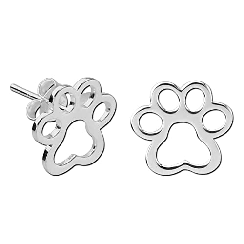 Silver Paw Earrings Review