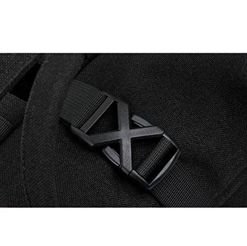 Fresh Bag Fashion Men Shoulder Travel Dhfud Student Darkgray Casual Backpack q4xOFqI