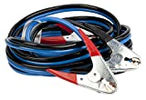 Performance Tool W1667 20' 4-Gauge 500 AMP 100% Copper All Weather Jumper Cables
