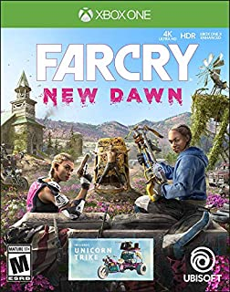 Far Cry New Dawn - Xbox One Standard Edition (B07L1FTG1H) | Amazon price tracker / tracking, Amazon price history charts, Amazon price watches, Amazon price drop alerts