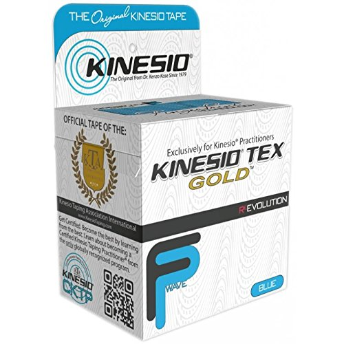 Xomed-Treace Inc - MDSGKT25024 : Kinesio Tex Gold FP Tapes by Xomed-Treace Inc