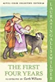 The First Four Years, Laura Ingalls Wilder, 0060581883