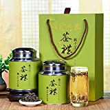 China Tea Jasmine Tea tea gift box 2017 Fujian Fuzhou New Year gift tea jasmine tea