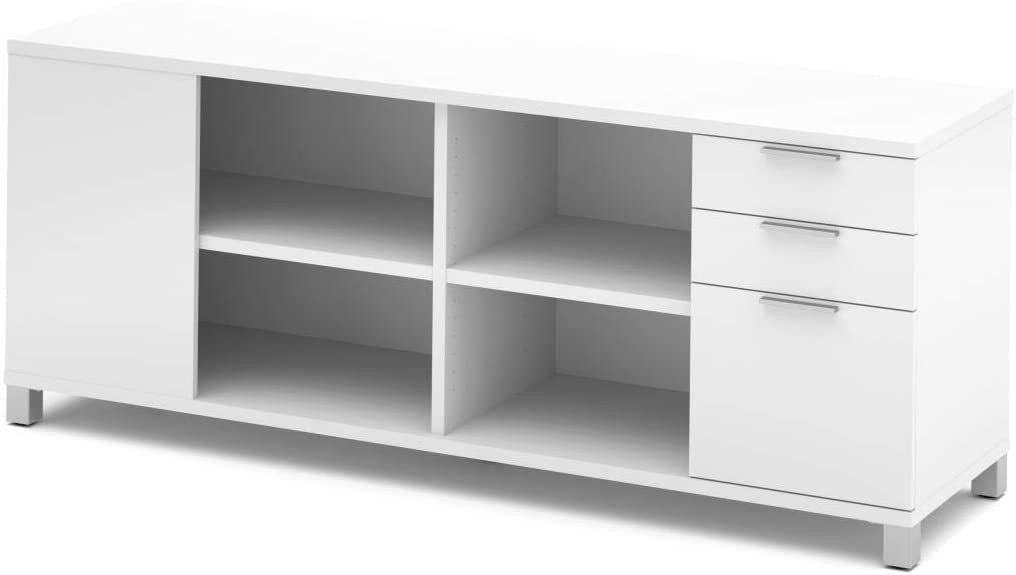 Bestar, Pro-Linea Collection, Credenza with 3 Drawers