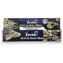 Yoshi Grill Baking Mat Set Nonstick, 2 Pack