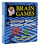 Ultimate Brain Booster Puzzles, Editors of Publications International Ltd., 1605533009