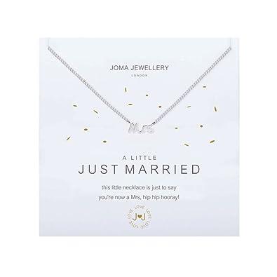 Joma Jewellery a little Just Married bracelet lYYG8qh