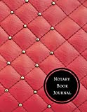 #8: Notary Book Journal: Notary Log