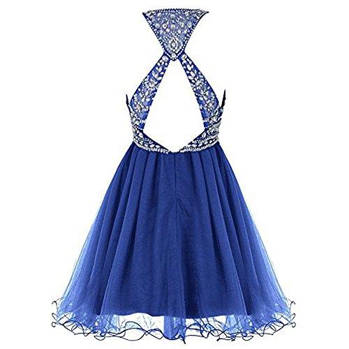 Party 2018 HEAR Black Prom Halter Short Dresses Dress Mini ZZZ555 Women's Homecoming fFBgFw