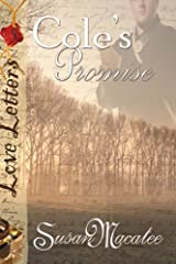 Cole's Promise (Love Letters) Kindle Edition